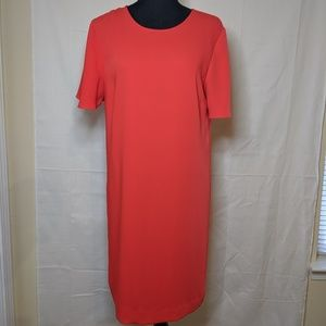 Ann Taylor Red Short Dress
